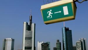 Für große Banken strengere Regeln geplant