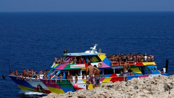 Zypern-Hilfe würde russisches Schwarzgeld retten