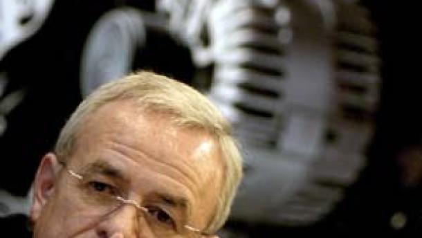 Winterkorn stellt Umbau-Pläne für VW vor