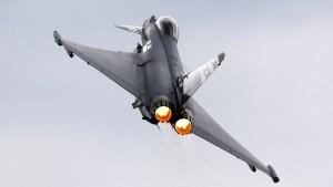 Kuwait bestellt 28 Eurofighter