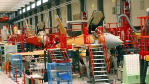 EADS muss in deutschen Werken kräftig sparen