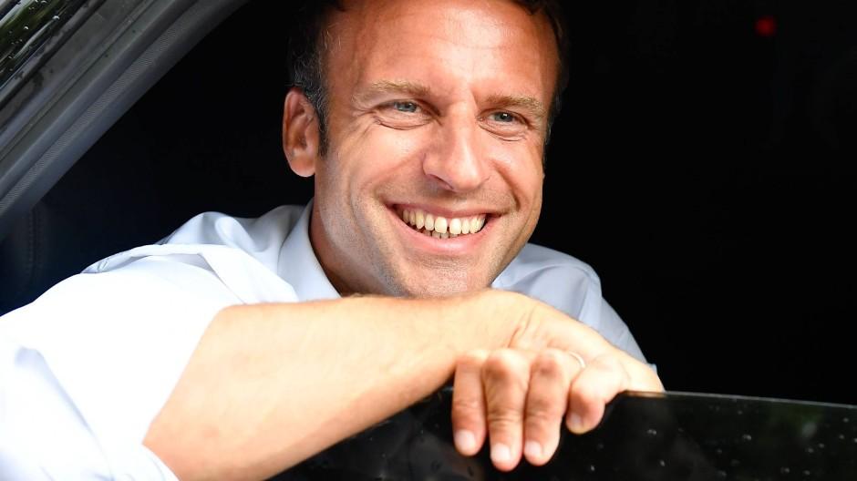 Schafft Emmanuel Macron, was er angekündigt hat?