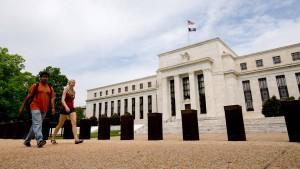 Fed uneins über Bewertung der Weltwirtschaft