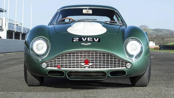 Zeit zu sterben hat Aston Martin nicht