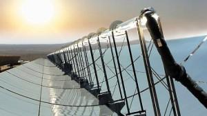 Das Wüstensolarprojekt kommt voran