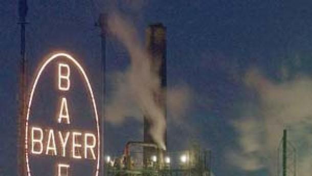 Bayer strebt nach alter Größe