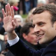 Neuer Hoffnungsträger: Emmanuel Macron kann sich nun gute Chancen ausrechnen darauf, der nächste französische Präsident zu werden.