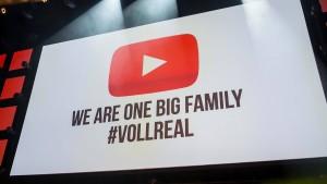 Nutzer schauen eine Milliarde Stunden Videos