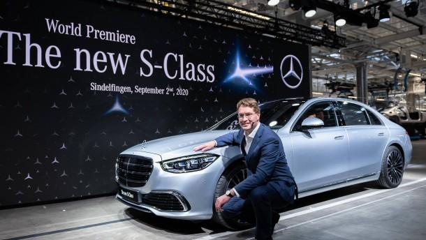 Daimler überrascht mit Gewinn von mehr als 3 Milliarden Euro
