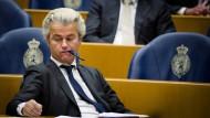 Der Herausforderer: Geert Wilders