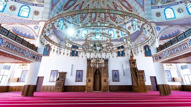 Was Sie über die Moschee-Steuer wissen müssen