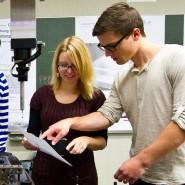 Künftig mehr Abiturienten im Blaumann? Auszubildende an der Gottlieb-Daimler-Schule in Sindelfingen
