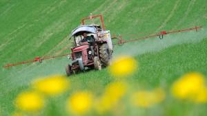 "Grüne fordern den ""Pestizidausstieg"""
