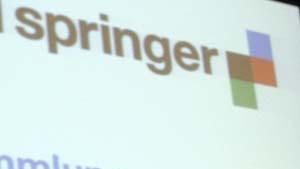 Springer will im Internet wachsen