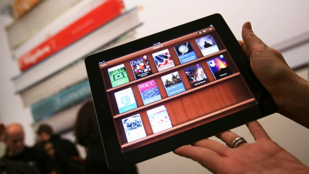 Apple fängt sich Klage wegen E-Book-Preisen ein