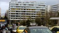 Im Finanzministerium am Syntagma-Platz war man unzufrieden mit Katerina Savvaidou