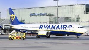 Ryanair kündigt 20 neue Verbindungen ab Frankfurt an