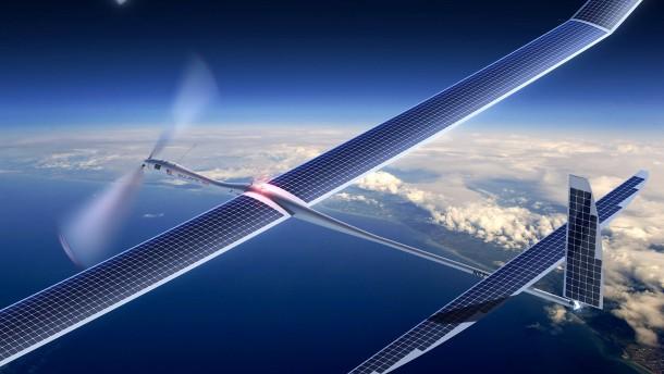 Google kauft Drohnenhersteller