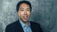 """KI-Star Andrew Ng im Interview: """"Das Rennen ist offen"""""""