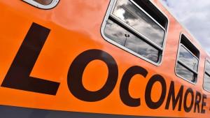 Technik bremst die Locomore-Züge aus