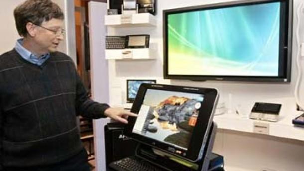 Computer ächzen unter Windows Vista