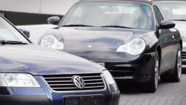 Eine lange Liaison zwischen Porsche und VW