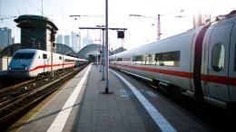 Bahn will ICE-Züge verlängern