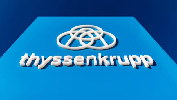 Thyssen-Krupp verzichtet auf Staatshilfen