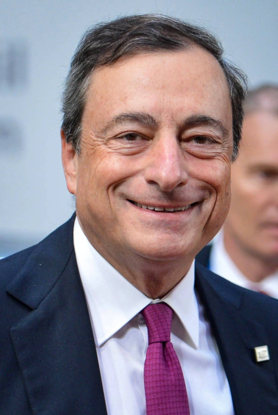 dpa. Mario Draghi