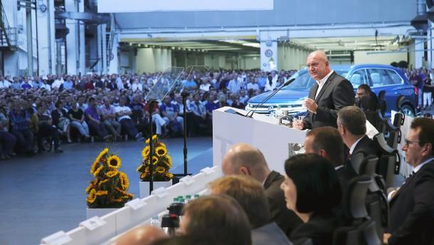 Volkswagen kündigt Personalabbau an