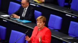 """Merkel: """"Das ist ein Zustand, den kann man nicht vernünftig finden"""""""