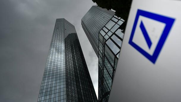 Deutsche Bank liefert sich Schlammschlacht mit Investmentbanker