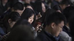 Chinas Überwachungsapp drängt in die Welt