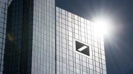 Deutsche Bank findet Nachfolger für umstrittene IT-Vorständin