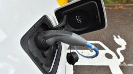Der Verkauf von Elektroautos steht still