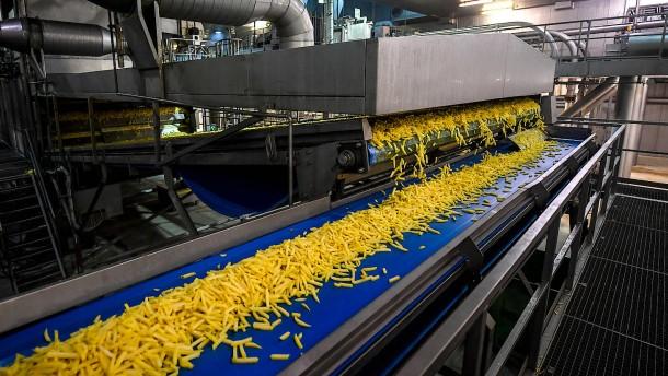 Kartoffelindustrie kämpft mit Corona-Folgen