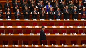 Chinas Multilateralismus weckt Dominanzängste