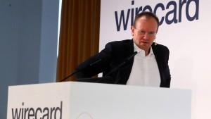 Zeitungsbericht über neue Ermittlungen belasten Wirecard-Aktie