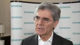 Siemens steht vor neuem Umbau