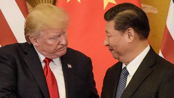 Worin China gegenüber Trump hart bleiben wird