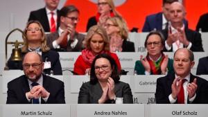 Das SPD-Europa