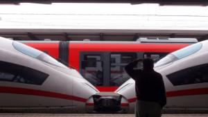 Eine vertrackte Tarifrunde bei der Bahn