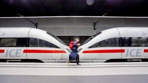 Deutsche Bahn fordert 500 Millionen Euro