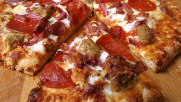 Nestlé setzt auf Pizza statt Schokolade