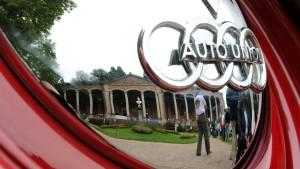 Audi-Vorgängerfirma beutete Zwangsarbeiter aus
