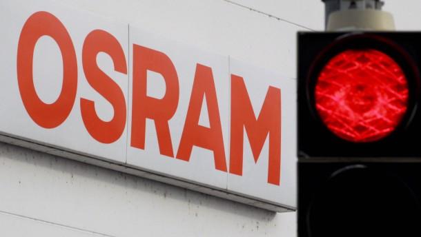 Siemens-Hauptversammlung beschliesst Abspaltung von Osram