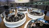 Eigentlich wollte die Alzchem AG diesen Freitag hier in Frankfurt an die Börse gehen. Daraus wird nun nichts.