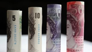 Der Devisenmarkt wettet auf einen sanften Brexit