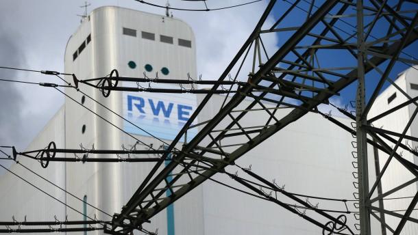 RWE spaltet sich in schmutzig und grün