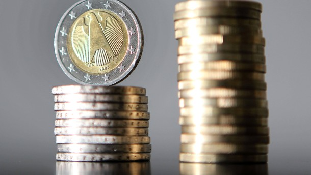 8,5 Milliarden Euro Haushaltsüberschuss